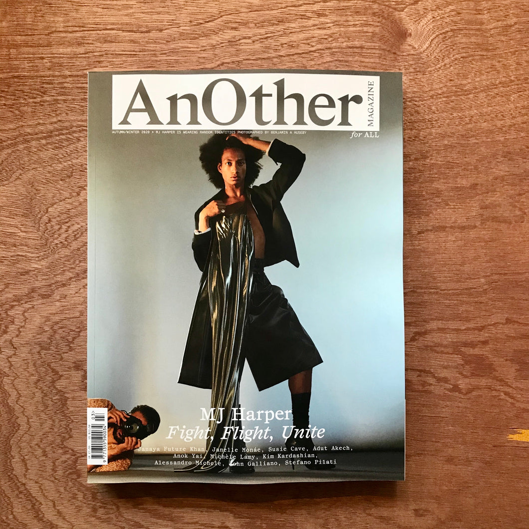 AnOther Issue 39 Autumn/Winter 20 (MJ Harper Cover)