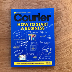 Courier - How To Start A Business