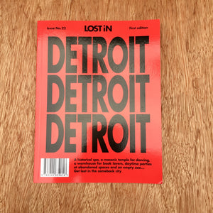 LOST iN Detroit