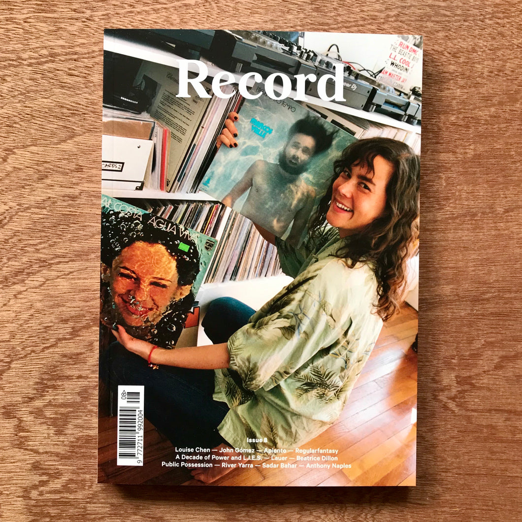 Record Culture Issue 8