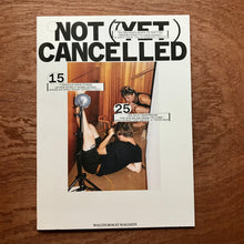 Weltformat 15: Not (Yet) Cancelled