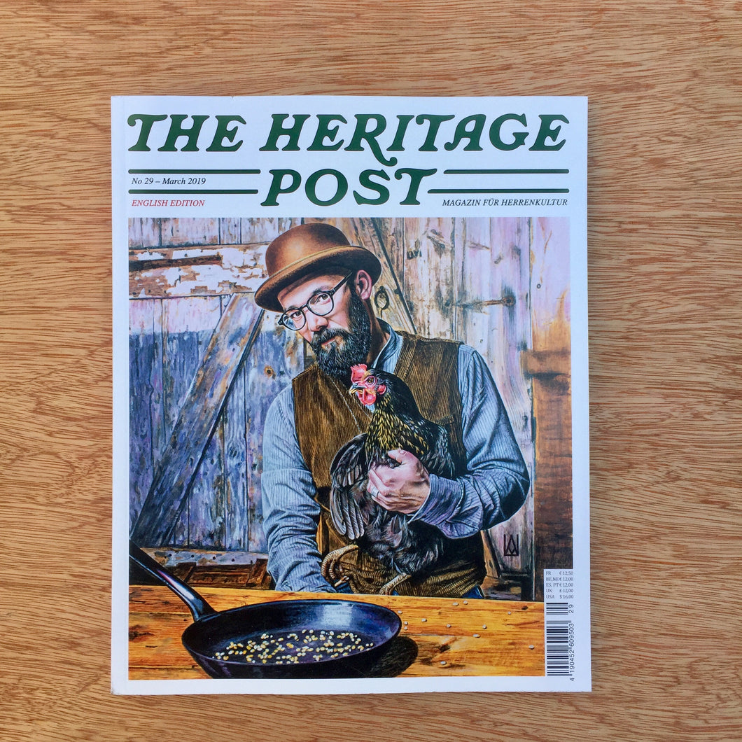 The Heritage Post Issue 29