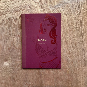 Moan Zine Issue 2