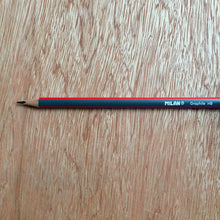Milan Graphite HB Pencil