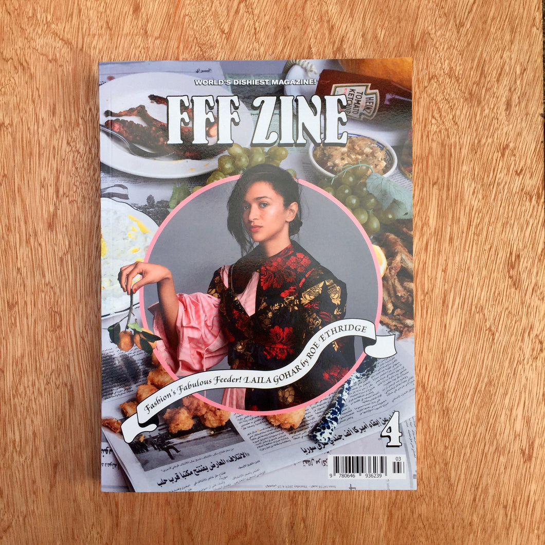 FFF Zine Issue 4