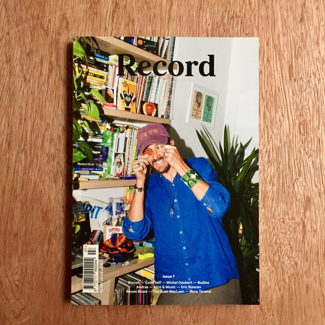 Record Culture Issue 7