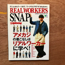Lightning Issue 120 Real Workers Snap