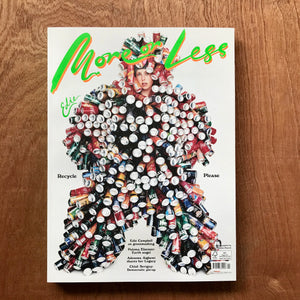 More Or Less Issue 4 (Edie Cover)