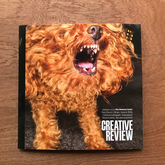 Creative Review Feb/March 2021