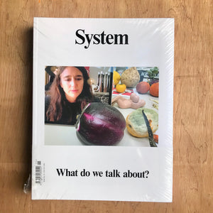 System Issue 15 (Natacha Ramsay-Levi Cover)