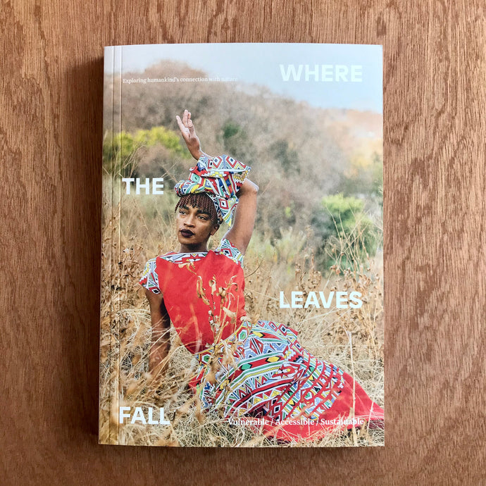 Where The Leaves Fall Issue 06
