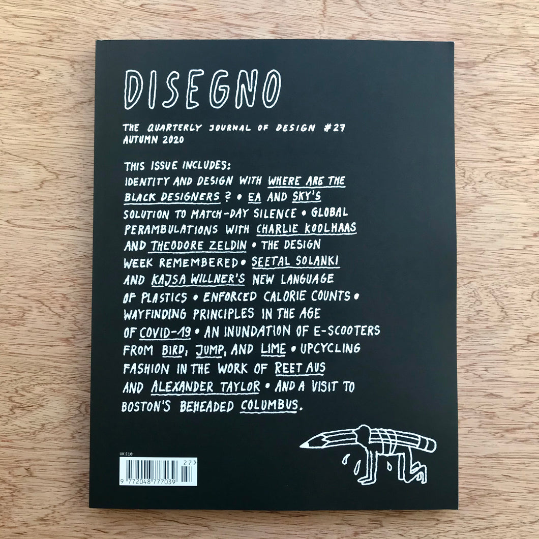 Disegno Issue 27