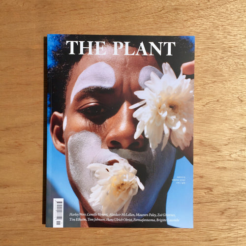 The Plant Issue 15 (Tom Johnson Cover)