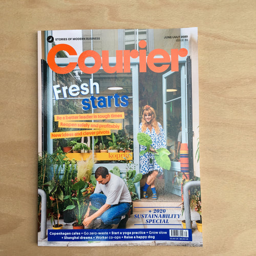 Courier Issue 35