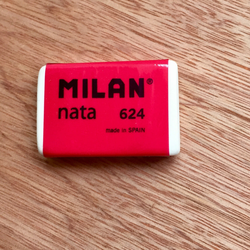 Milan Pencil Eraser 624