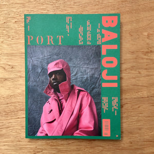Port Issue 26 - Baloji cover