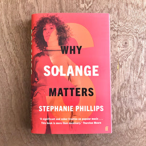 Why Solange Matters