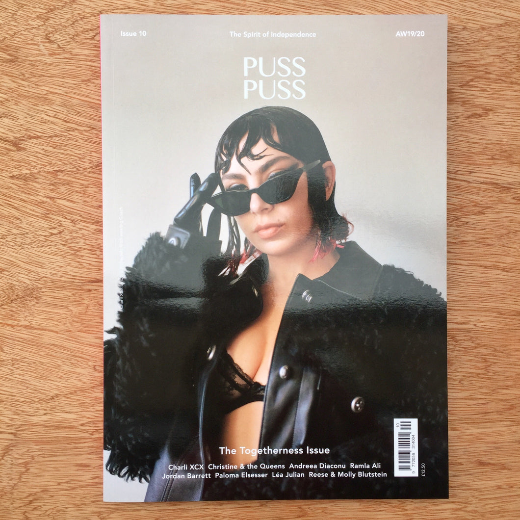Puss Puss Issue 10 - Charli XCX Cover