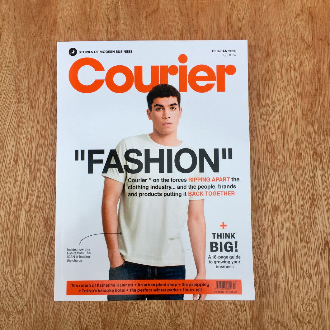Courier Issue 32