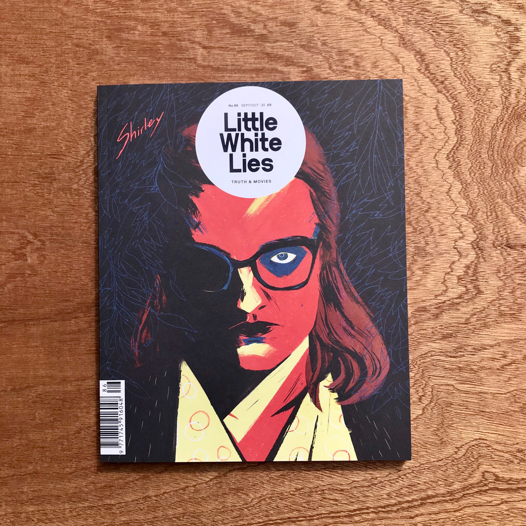 Little White Lies Issue 86