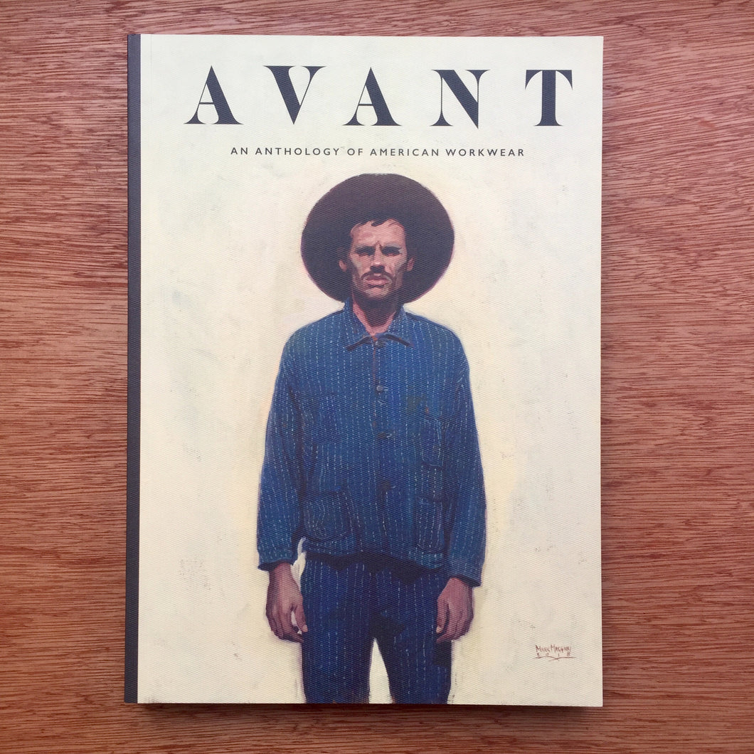 Avant Issue 1