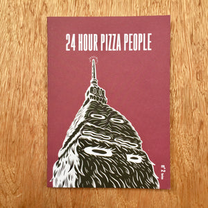 24 Hour Pizza People Issue 2
