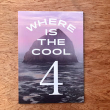 Where Is The Cool Issue 4