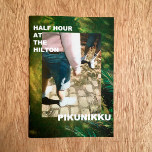 Pikunikku (single launch zine)