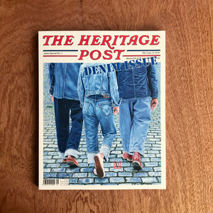 The Heritage Post - Jeans Special No. 1