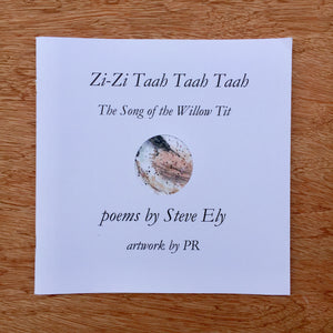 Zi-Zi Taah Taah Taah - The Song Of The Willow Tit