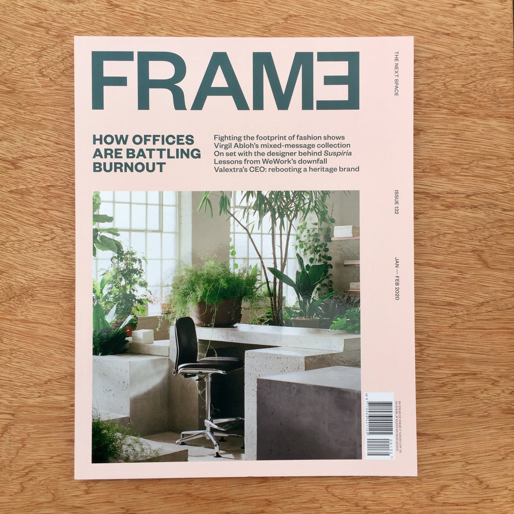 Frame Issue 132
