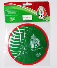 Diseño Arza Mexico Jersey Tricolor Free Coaster and Pen