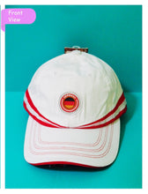 Germany Cap Hat color White