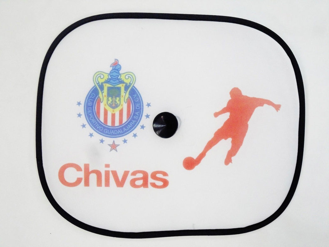 Chivas de Guadalajara Official Car Sun Shade