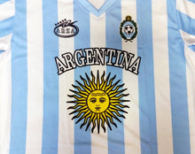 Argentina Jersey Arza Design Home and Away