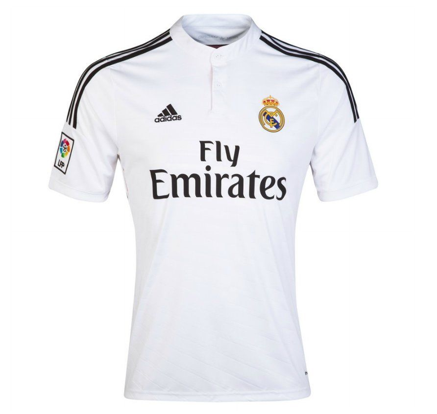 adidas Real Madrid Home Jersey 2014/2015