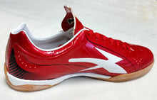 Authentic Concord Indoor Soccer Shoes  S002LF Red