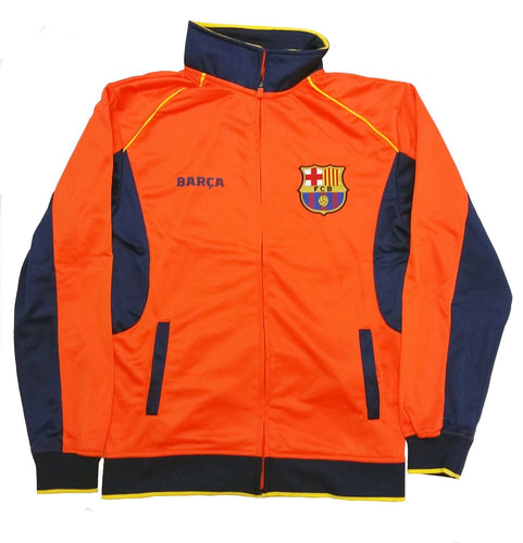 FC Barcelona Track Jacket Messi 10 Official Merchandise by Rhinox