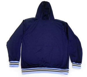 Argentina Polyester Warm Fleece Hoodie Made in USA.