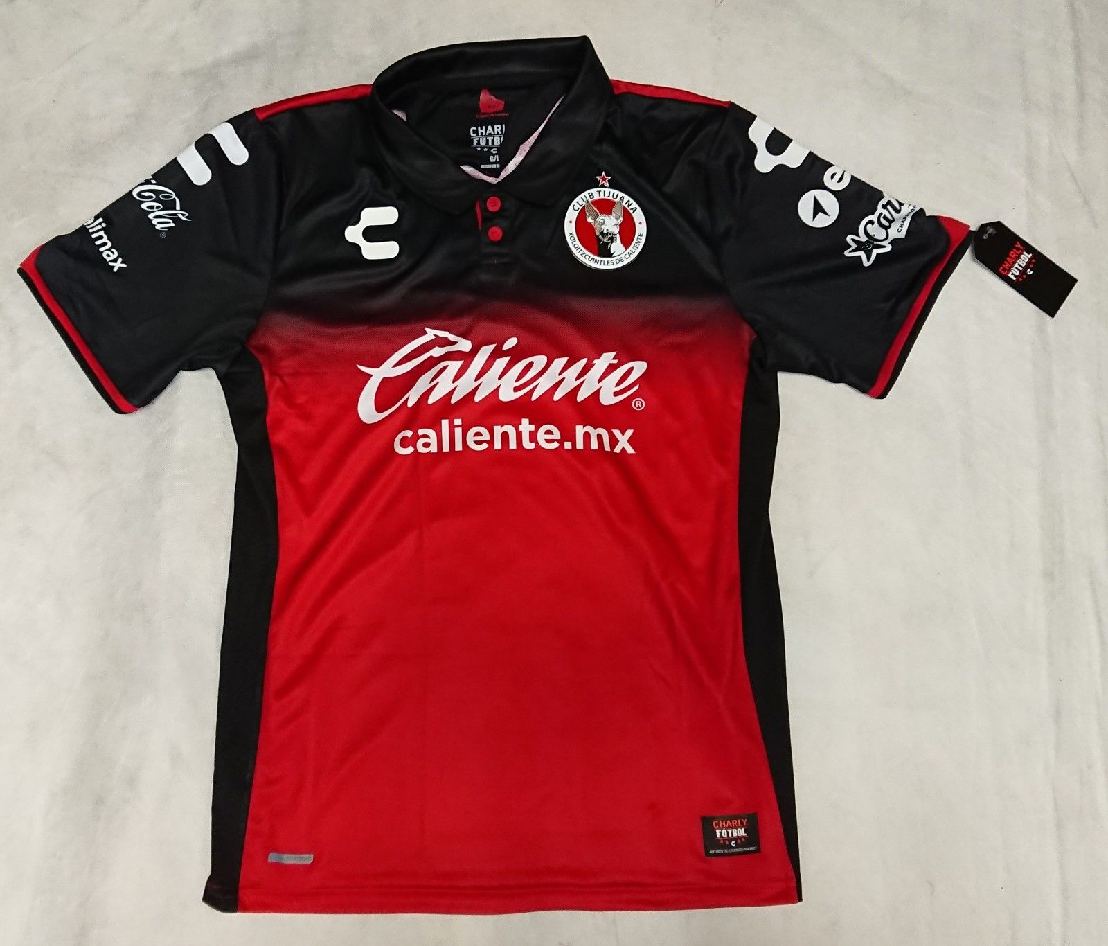 a0349bb73 ... Xolos de Tijuana Official Licensed Charly Kids Home Jersey 2017/2018 ...