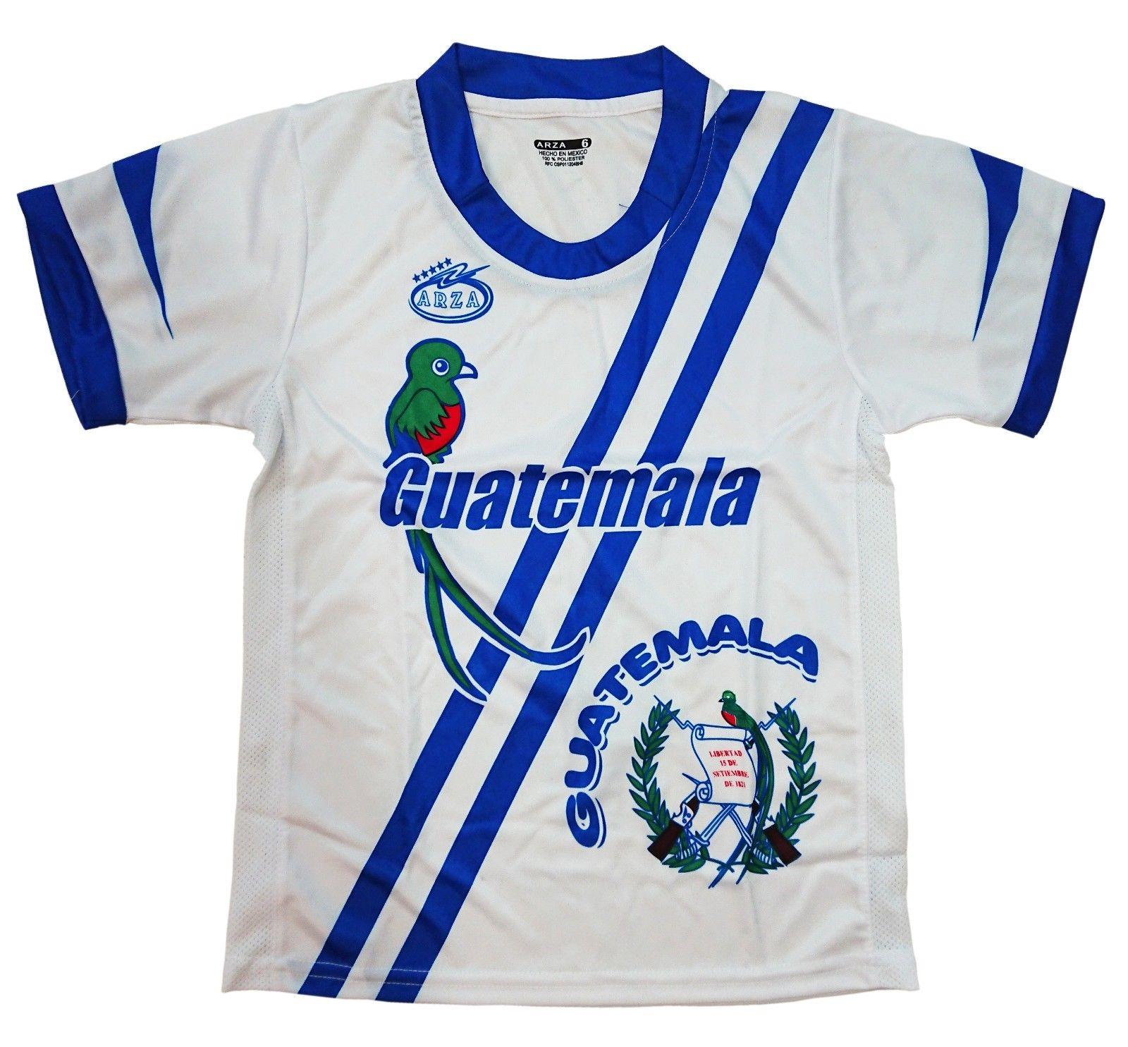 f80a520a3d2 ... Guatemala Home Away youth and Adult Soccer Uniform Arza Exclusive  Design ...