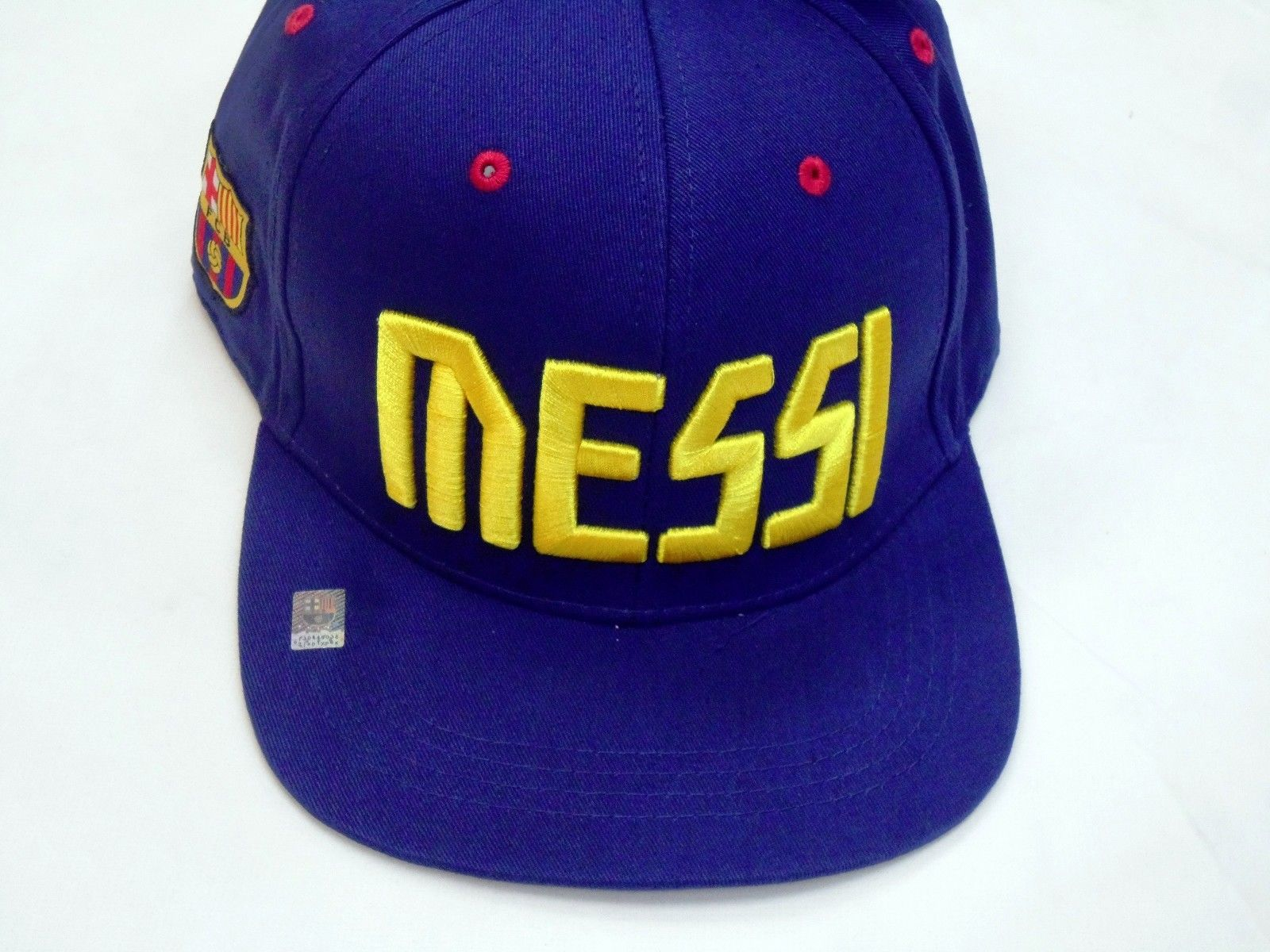 3196727de6b FC Barcelona Messi Cap Hat Official Licensed Rhinox ...