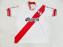 Futbol Argentina Jersey Garcis Model River Plate Color White