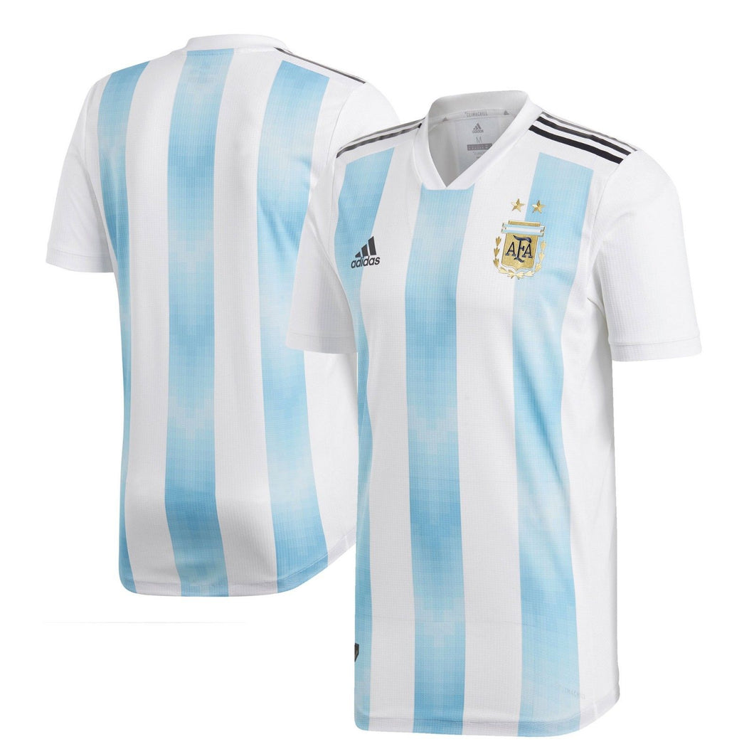 Adidas Men Jersey Argentina Home World Cup Rusia 2018