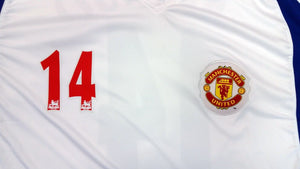 Manchester United Alonso 14 Jersey Official Licensed