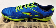 Authentic Joma Maxima 604 Royal-Green Fluor-Navy Indoor