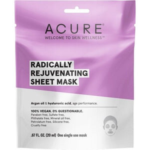 Radically Rejuvenating  Sheet Mask 20ml
