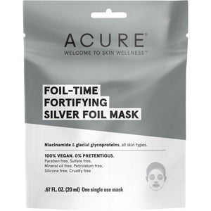 Fortifying Silver Foil Mask 20ml