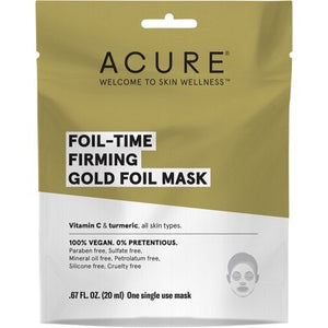 Firming Gold Foil Mask 20ml