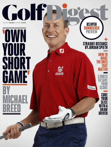 Golf Digest June 2018
